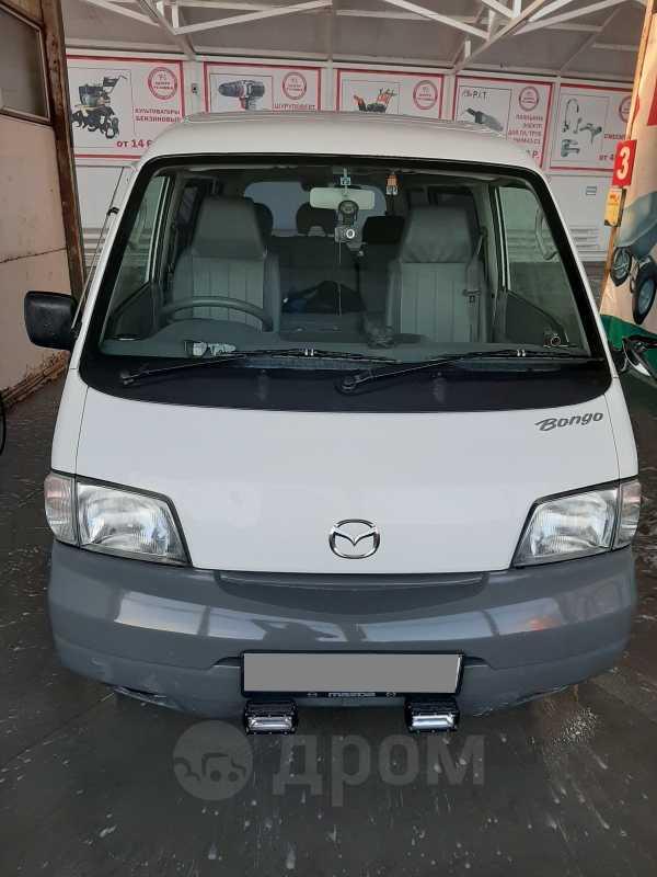 Mazda Bongo, 2011 год, 600 000 руб.