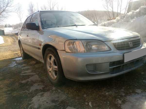 Honda City, 2000 год, 169 000 руб.