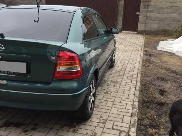 Opel Astra, 2003 год, 185 000 руб.