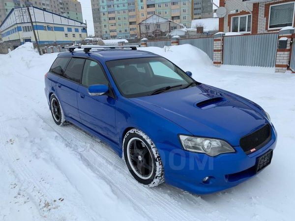 Subaru Legacy, 2004 год, 650 000 руб.