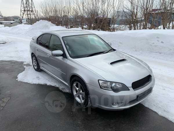 Subaru Legacy B4, 2004 год, 599 000 руб.