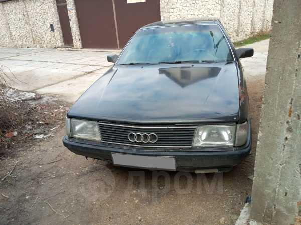 Audi 100, 1988 год, 55 000 руб.