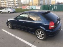 Краснодар Civic 1999