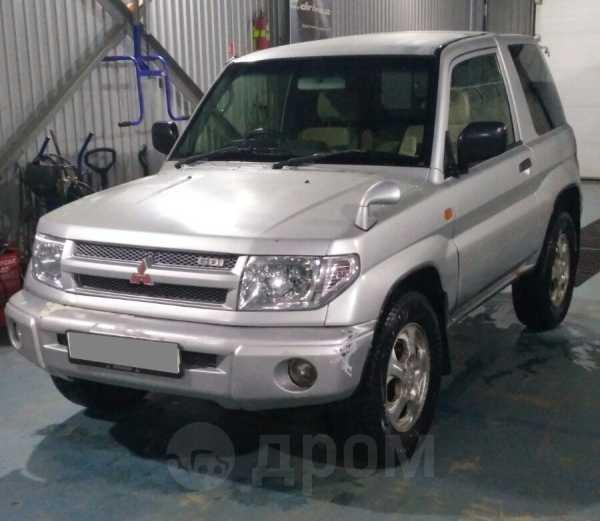 Mitsubishi Pajero iO, 1999 год, 200 000 руб.