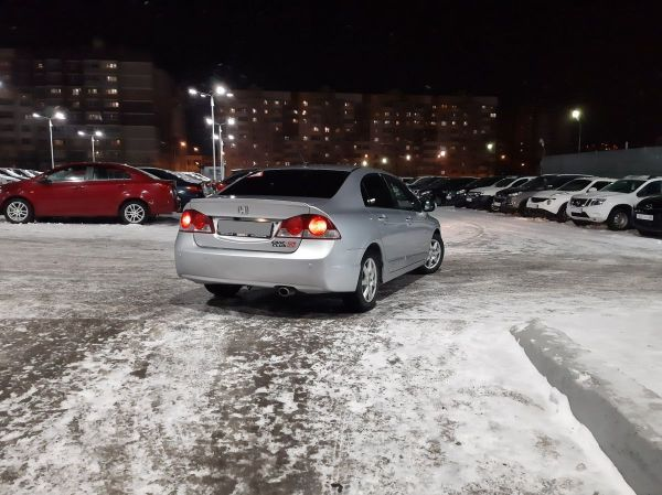 Honda Civic, 2008 год, 420 000 руб.