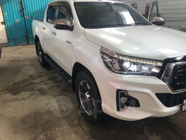 Toyota Hilux Pick Up, 2018 год, 2 700 000 руб.