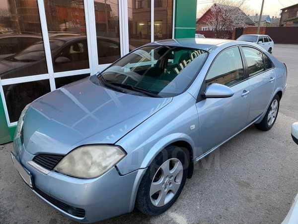 Nissan Primera, 2004 год, 185 000 руб.