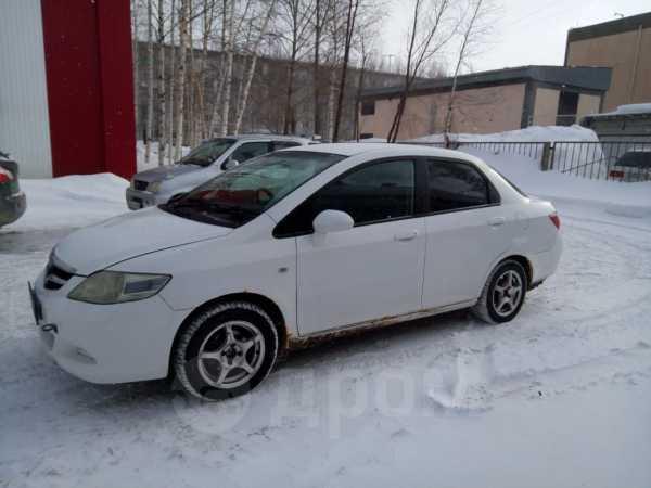 Honda Fit Aria, 2005 год, 230 000 руб.