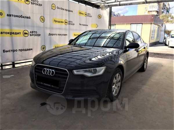 Audi A6, 2014 год, 1 191 750 руб.