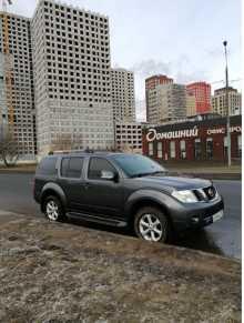 Москва Pathfinder 2011