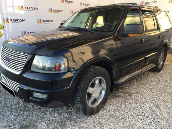 Ford Expedition, 2004 год, 589 000 руб.