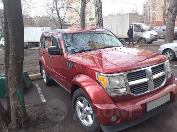 Dodge Nitro, 2007 год, 535 000 руб.