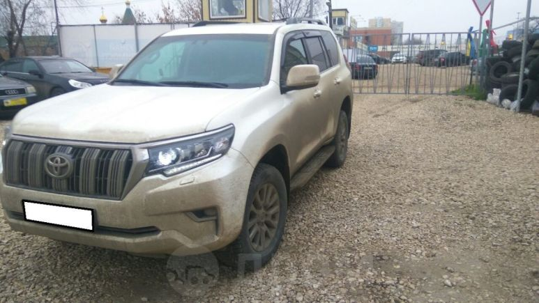Toyota Land Cruiser Prado, 2018 год, 3 255 000 руб.