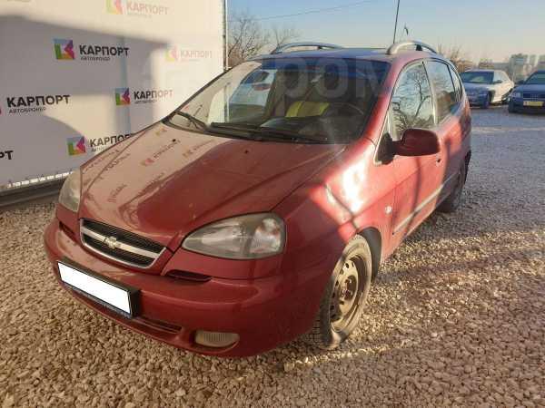 Chevrolet Rezzo, 2007 год, 282 000 руб.