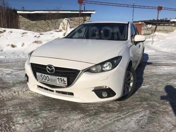 Mazda Mazda3, 2014 год, 650 000 руб.