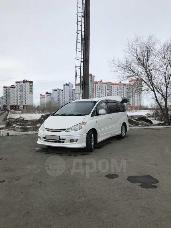 Toyota Estima, 2003 год, 500 000 руб.