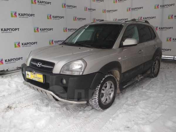 Hyundai Tucson, 2007 год, 664 000 руб.