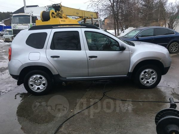 Renault Duster, 2012 год, 285 000 руб.