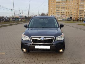 Киржач Forester 2014