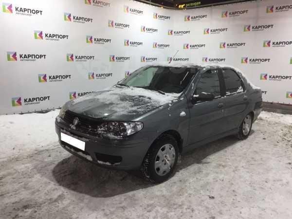 Fiat Albea, 2009 год, 210 000 руб.