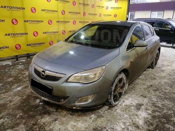 Opel Astra GTC, 2011 год, 487 000 руб.