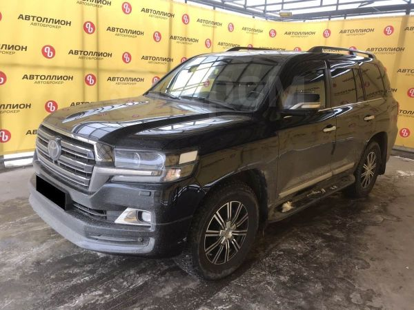Toyota Land Cruiser, 2018 год, 5 250 000 руб.