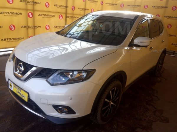 Nissan X-Trail, 2017 год, 1 575 000 руб.