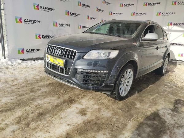 Audi Q7, 2008 год, 1 270 000 руб.
