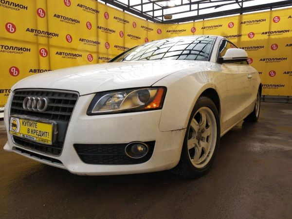 Audi A5, 2008 год, 569 000 руб.