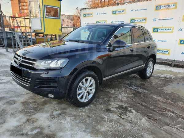 Volkswagen Touareg, 2013 год, 1 575 000 руб.