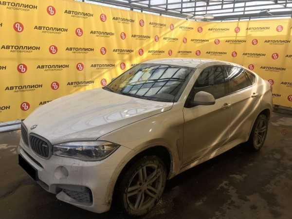 BMW X6, 2016 год, 3 622 500 руб.