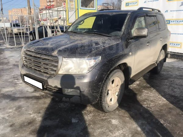 Toyota Land Cruiser, 2008 год, 1 669 000 руб.