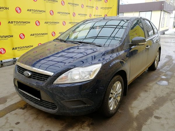 Ford Focus, 2008 год, 387 000 руб.
