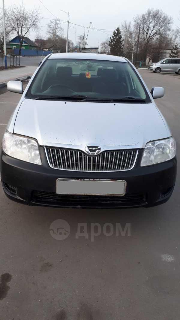 Toyota Corolla, 2005 год, 270 000 руб.