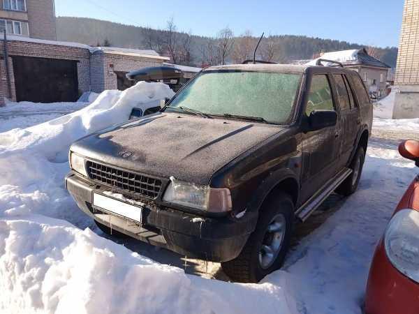 Opel Frontera, 1995 год, 230 000 руб.