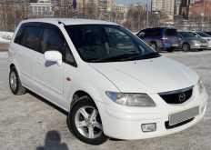 Новосибирск Mazda Premacy 2000
