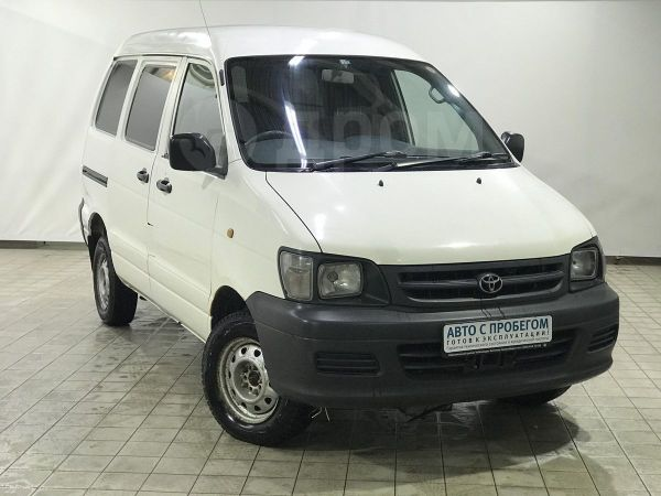 Toyota Town Ace, 2001 год, 184 000 руб.