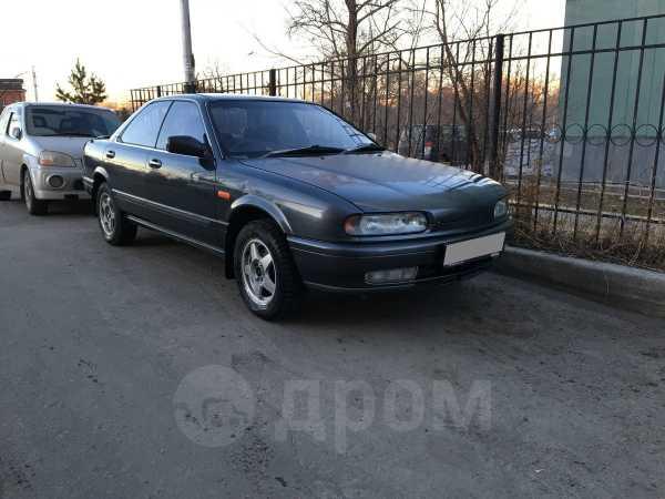 Nissan Presea, 1990 год, 110 000 руб.