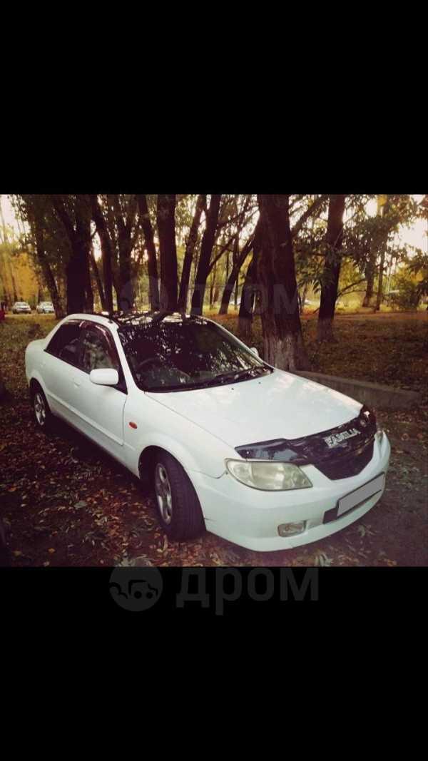 Mazda Familia, 2001 год, 115 000 руб.