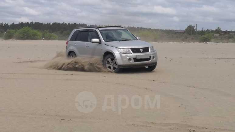 Suzuki Grand Vitara, 2007 год, 640 000 руб.