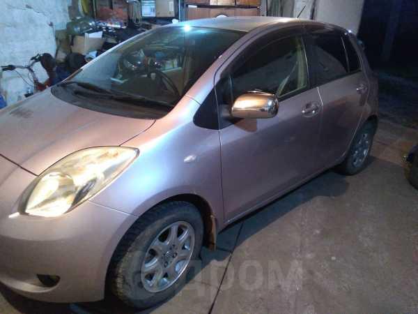 Toyota Vitz, 2007 год, 410 000 руб.
