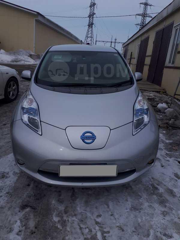 Nissan Leaf, 2011 год, 299 000 руб.