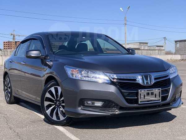 Honda Accord, 2014 год, 1 330 000 руб.