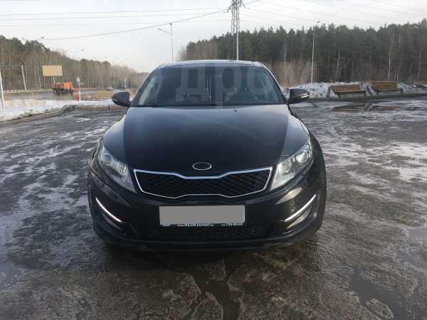 Kia Optima, 2013 год, 820 000 руб.