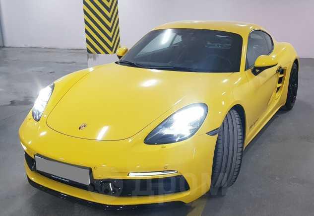 Porsche Cayman, 2018 год, 4 499 000 руб.