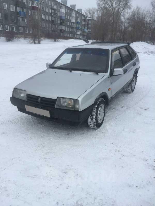 Лада 2109, 1995 год, 45 000 руб.