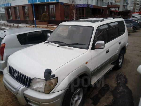 Toyota Land Cruiser Prado, 1998 год, 620 000 руб.