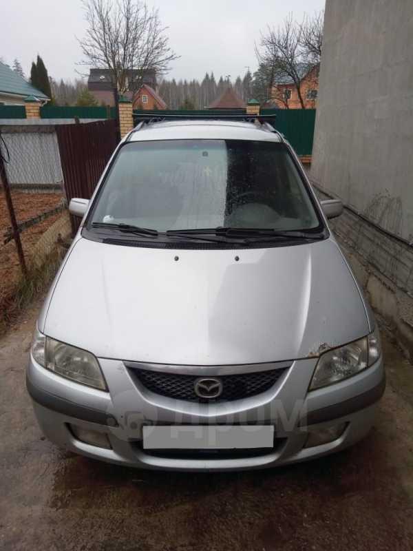 Mazda Premacy, 1999 год, 140 000 руб.