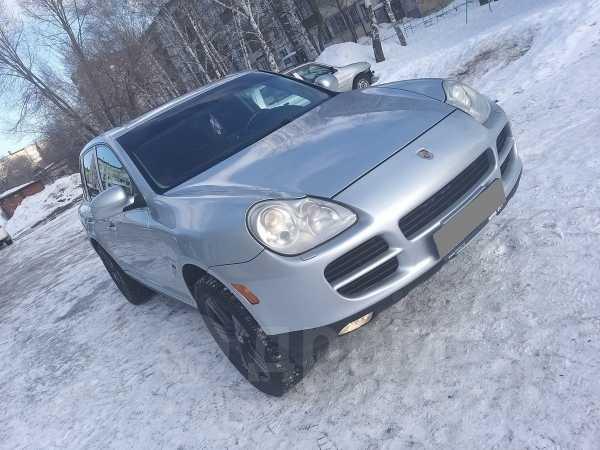 Porsche Cayenne, 2004 год, 600 000 руб.