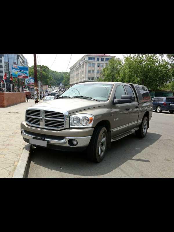 Dodge Ram, 2008 год, 1 100 000 руб.
